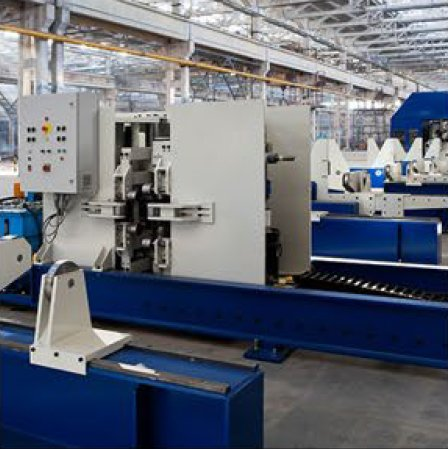 industrial manufacturing market